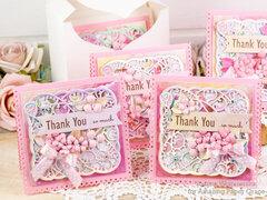 Sweet Serenade Notecards