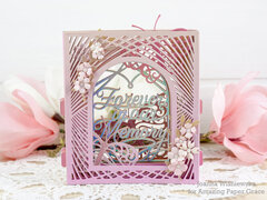 Forever in our Memory Vignette Card