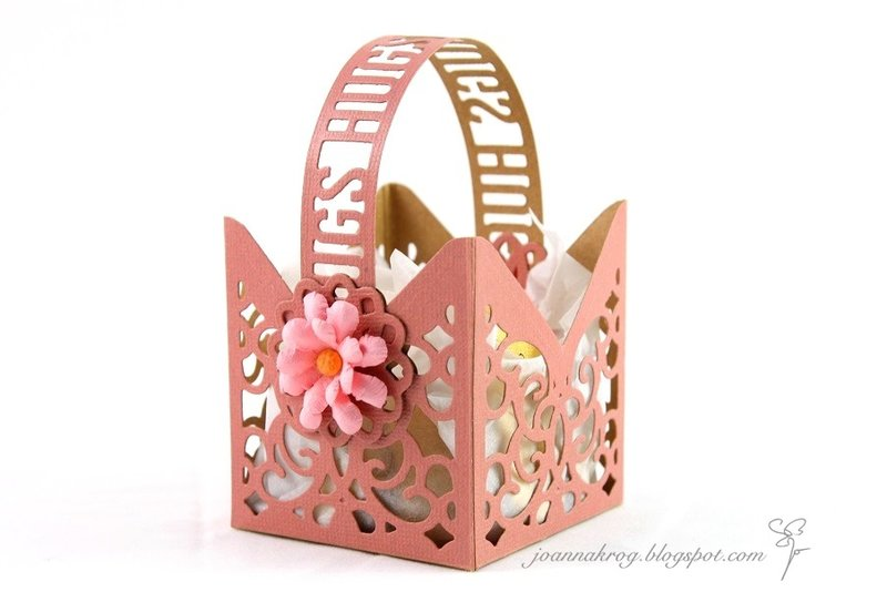 Filigree Basket