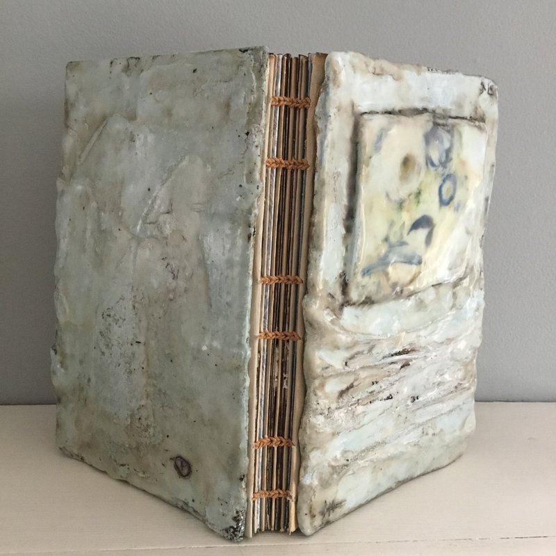 Journal Preview-Plaster and wax