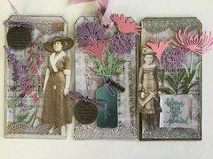 Wildflower tags
