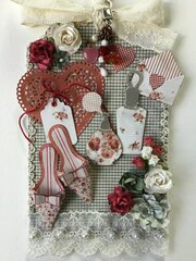 Valentine tag for LC