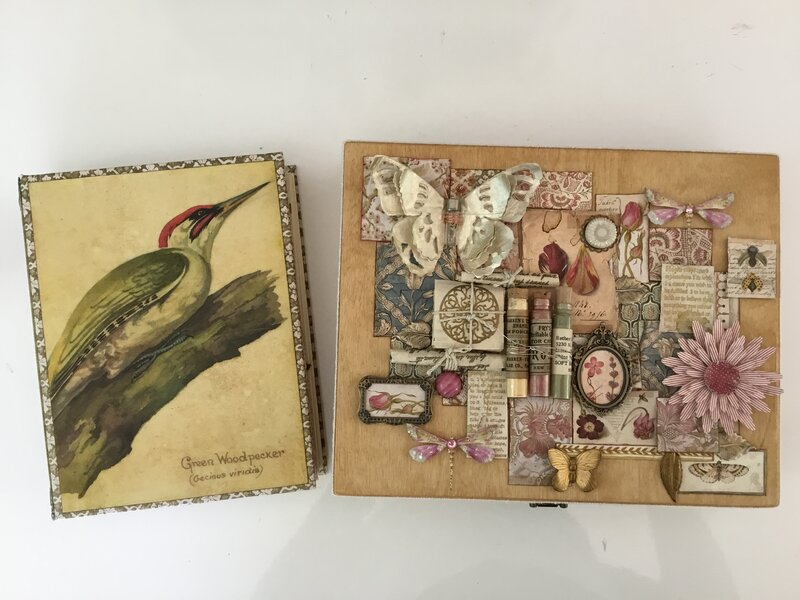 Nature Journal for Rob's box