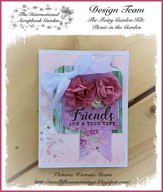 ISBG Fairy Garden Kit: Picnic in the Garden