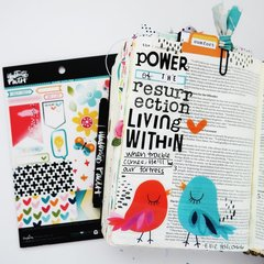 Bible Journaling Song Lyrics
