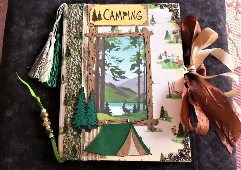 Camping Journal (Cover)