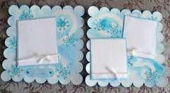 Turtlelady's 8 x 8 finished layout swap