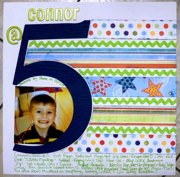 Connor @ 5