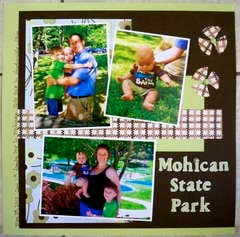 Mohican State Park - Ian's album