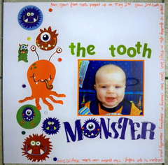 The Tooth Monster
