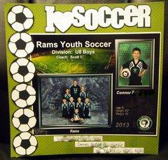 I {HEART} Soccer Fall 2012/Spring 2013