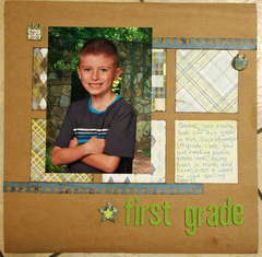 First Grade (school album)