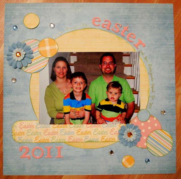 Easter 2011 (family album)