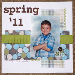 Spring '11 (Connor's school album)