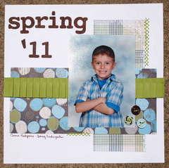 Spring '11 (Connor's school album)