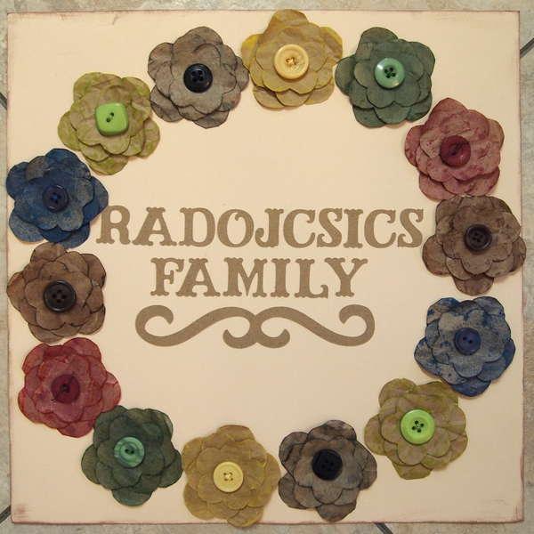 Radojcsics Family