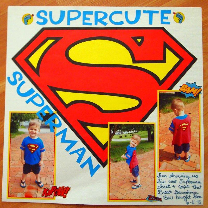 Supercute Superman