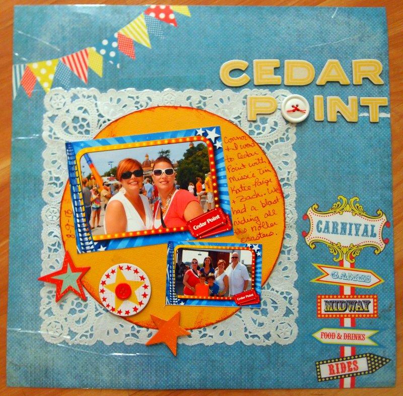 Cedar Point - After