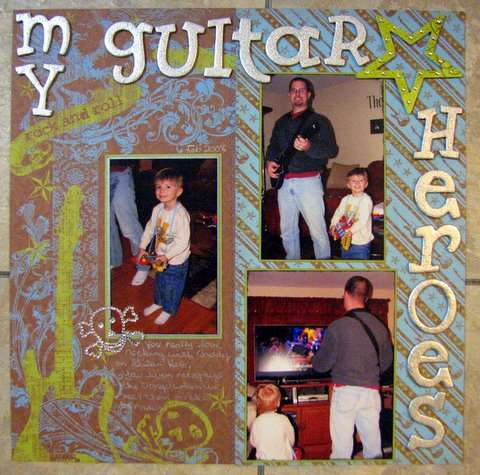 My Guitar Heros