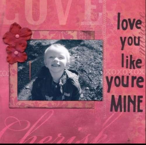 Love You Like Your Mine