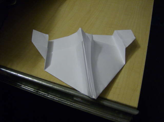 A Paper Airplane (7)