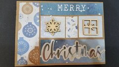Whimsy Merry Christmas