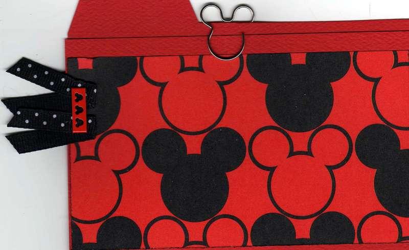 Disney Mini Folder for Folder Swap