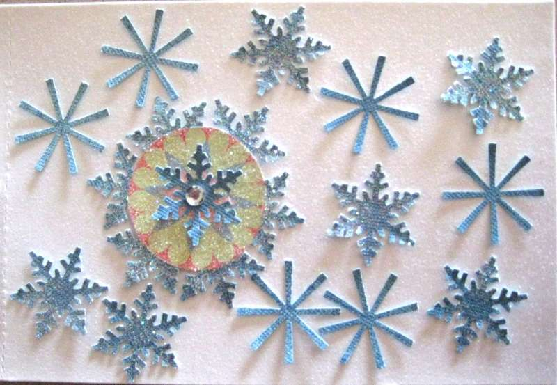 Snowflakes for Swap