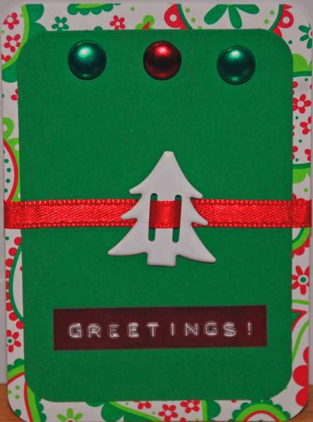 ATC Card - Christmas