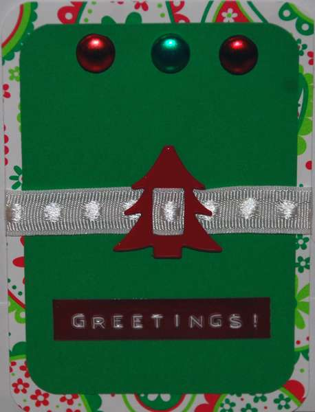 ATC  - Christmas