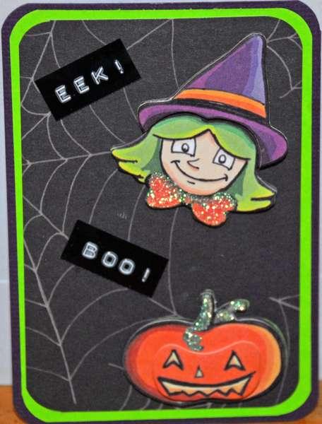 ATC - Halloween