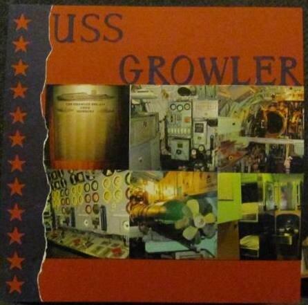 USS Growler