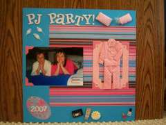 PJ Party!