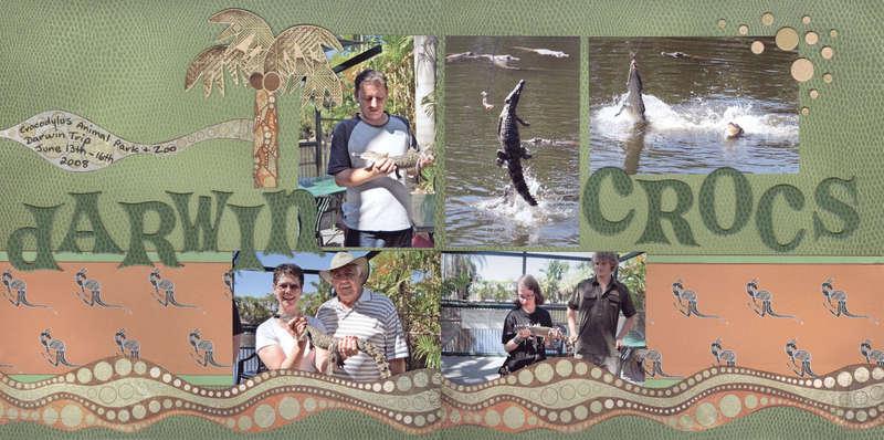 Darwin Crocs