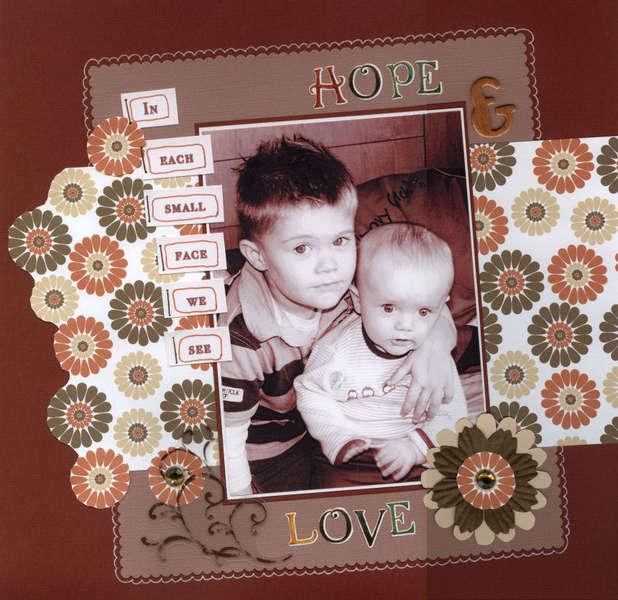 Hope & Love - Xander