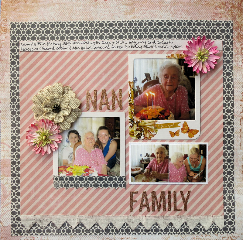 Nan's 99th Birthday Page 2
