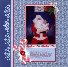 Kimberley's First Christmas