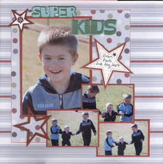 Super Kids - Xander