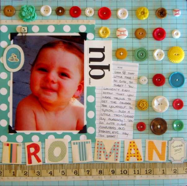 Trotman (12 x 12)