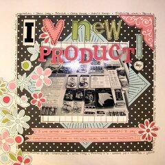I (Heart) New Product!