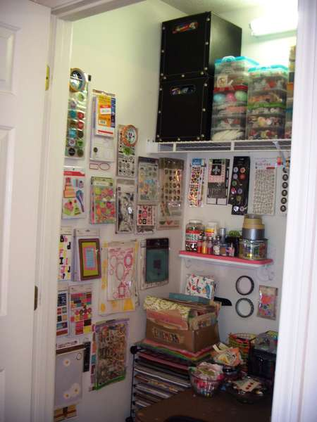 Crafty Closet 2.0