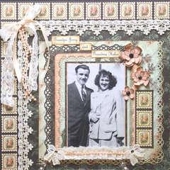 Grandpa Jerry and Grandma Helen