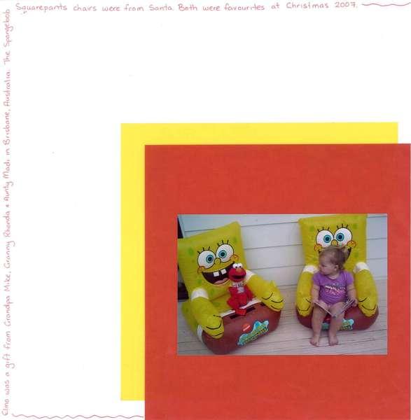 Elmo & Spongebob