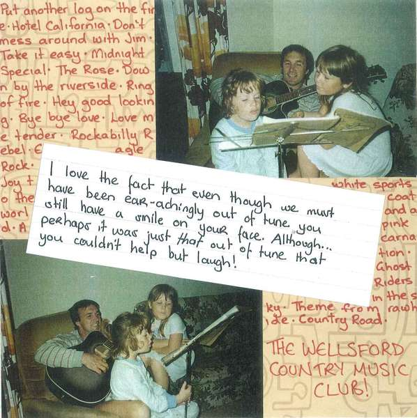 Dad's Scrapbook - Page 6 - Wellsford Country Music Club