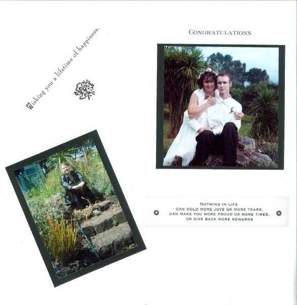 Alan & Briony's wedding