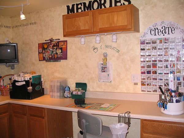 Deb's Scrapbooking Sanctuary  Part 1