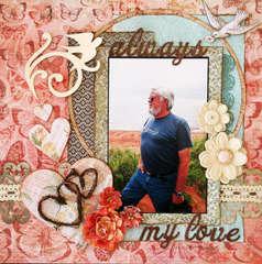 Always My Love **Flying Unicorn February Kit**