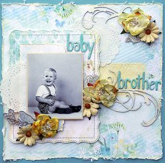 Baby Brother**Swirlydoos July KOM**