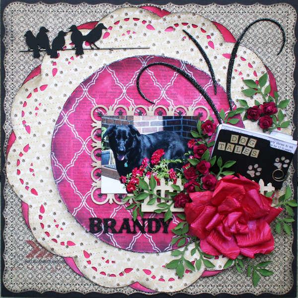 Brandy **Flying Unicorn July KOM**