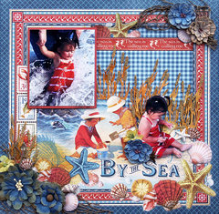 By the Sea - Graphic 45